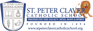 ST. PETER CLAVER CATHOLIC SCHOOL